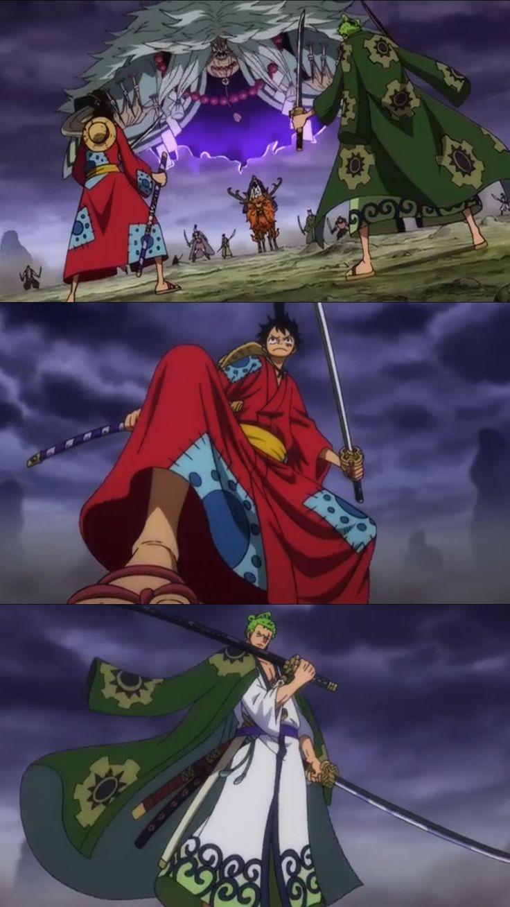 zoro juro and luffy taro vs hawkins one piece anime one piece episodes one piece manga