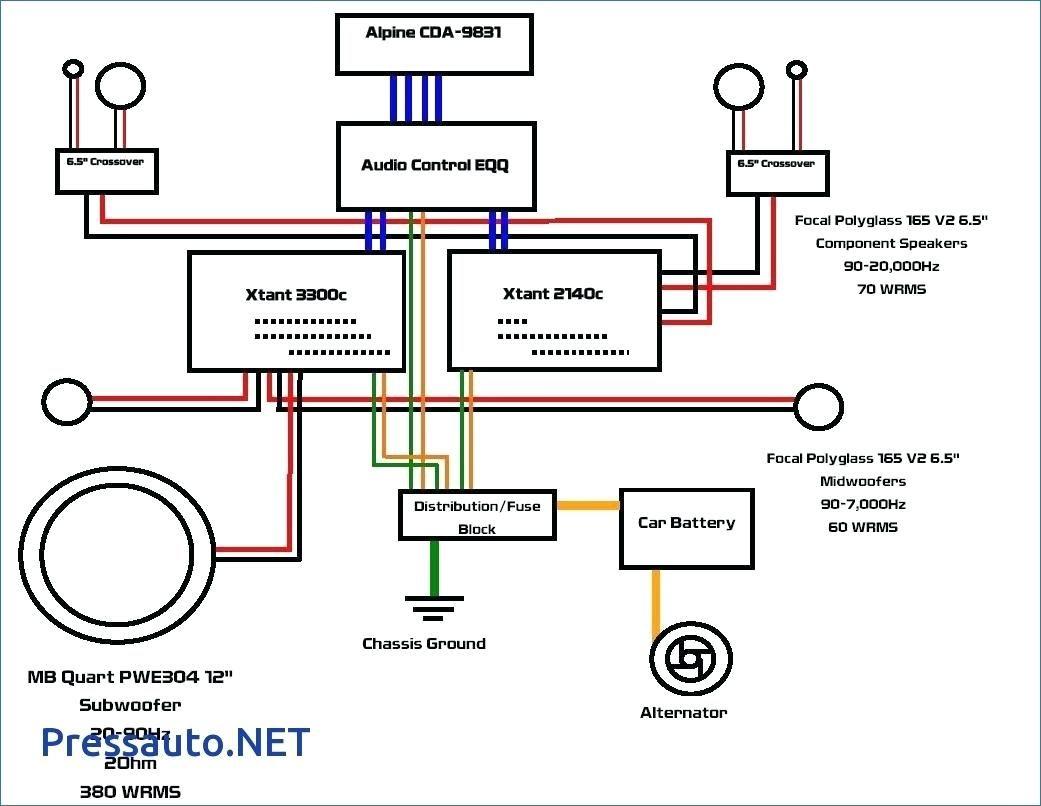 12 Simple Car Amplifier Wiring Diagram Installation Https Bacamajalah Com 12 Simple Car Amplifier Wiring Dia Car Audio Car Audio Systems Car Stereo Systems