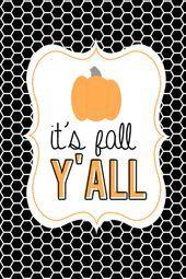 Es ist Herbst und alles! Free Phone Wallpaper für den Herbst # happyfally # 39; Allwall ..., ... #happyfallyallwallpaper