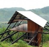 Breezy Bungalow Mathugama Stands on Stilts Over the Sri Lankan Jungle | Inhabitat - Sustainable Design Innovation, Eco Architecture, Green Building