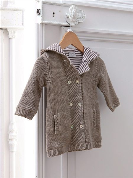 Taupe Taille Tricot En Chine Veste 40 xnER7zq0