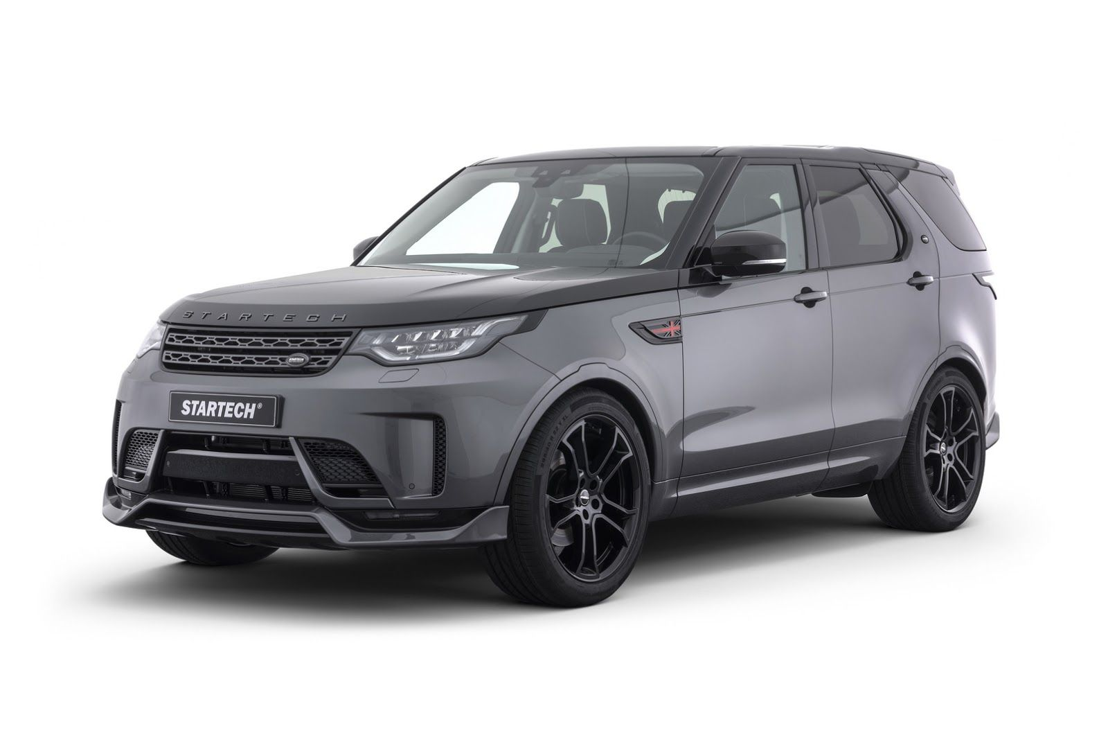 Startech gives new land rover discovery a tuning makeover