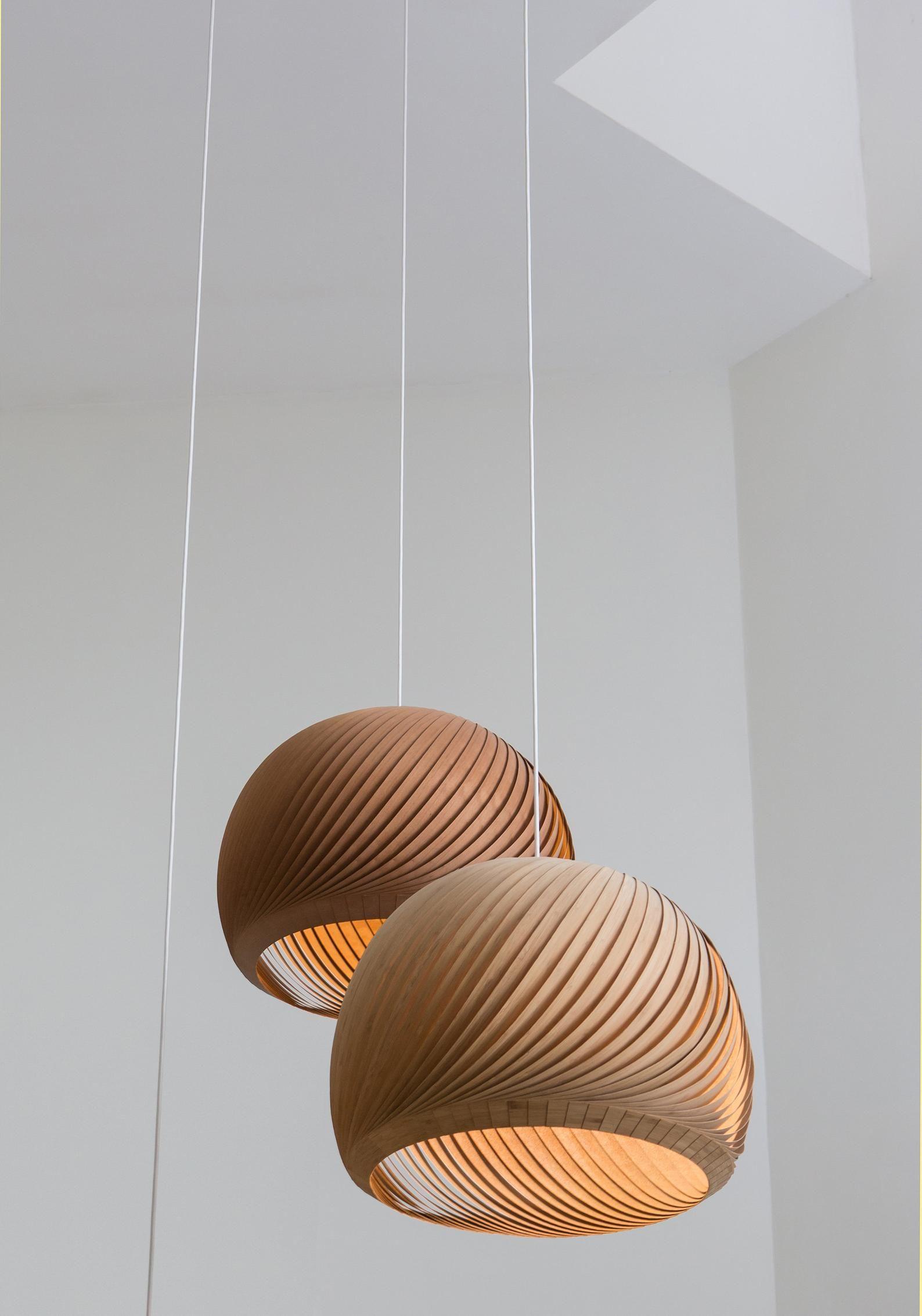 Dining table lamp Bamboo Pendant Lamp | Iluminação