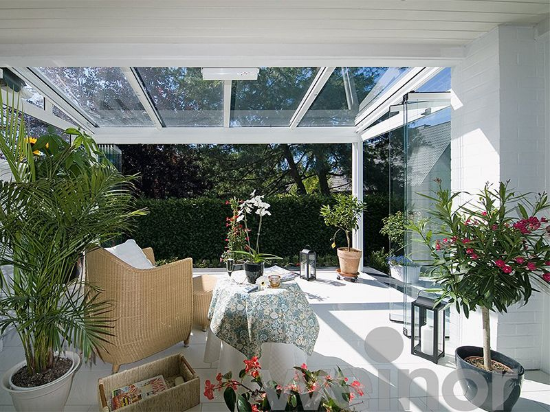 Inside View Of Glass Room Patio Y Jardin Pinterest Glass Room