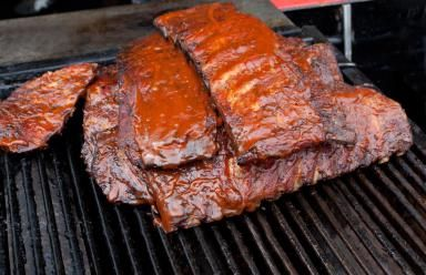 Best way to slow cook ribs on gas grill