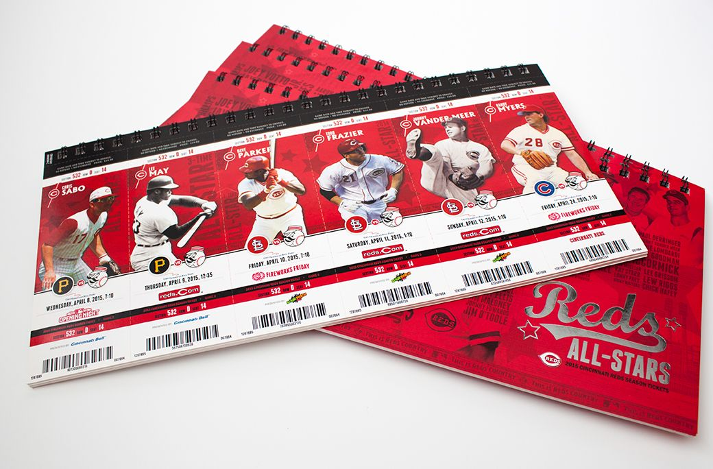 The Cincinnati Reds hosted the 2015 MLB AllStar Game. For