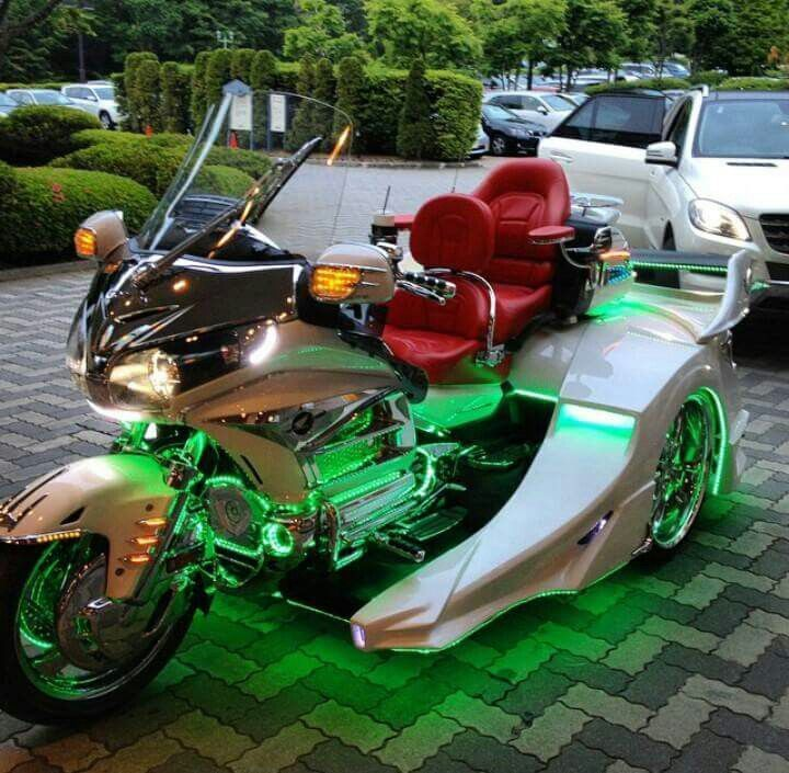 Trike Motorcycle, Custom Trikes