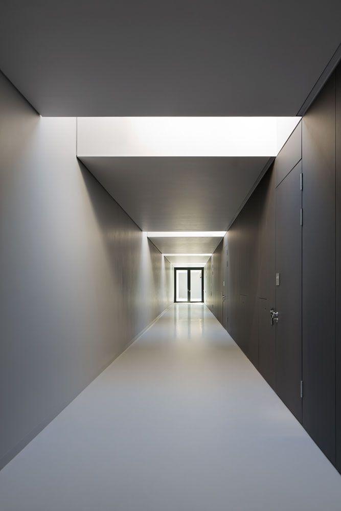 Architekten Chemnitz institutsgebäude tu chemnitz burger rudacs architekten wnętrza