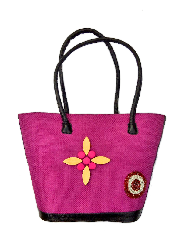 Handmade Cerise Handbags Bag Incl Shipping