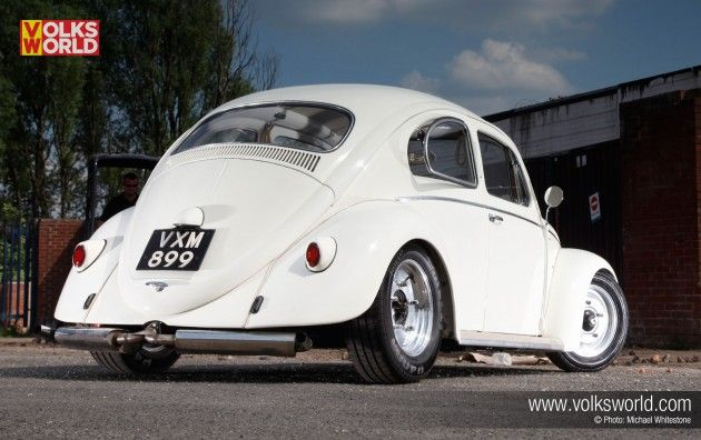 Blast from the past - Cal Look 1958 VW Beetle - VolksWorld