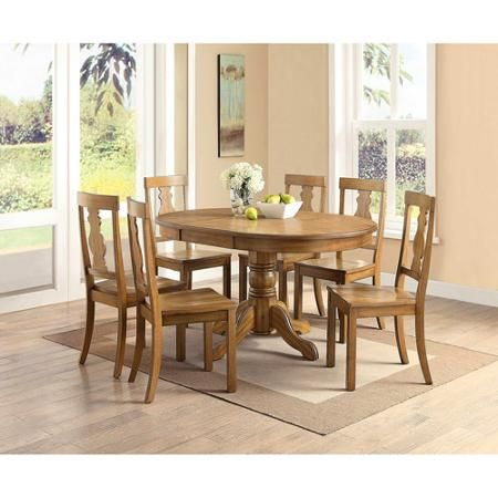 0e5afe55596d8ce0f7ec3ad9f6d235de - Better Homes And Gardens Cambridge 7 Piece Dining Set Honey