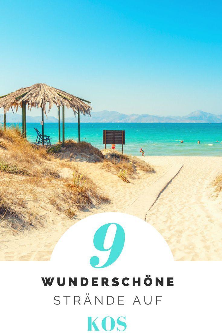 Las 9 playas más bellas de Kos: donde puedes encontrar lo mejor de la isla