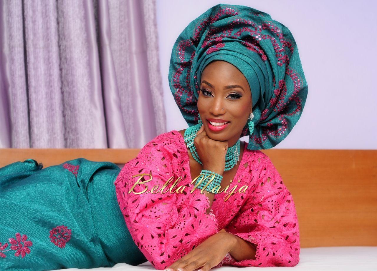 Nigerian Muslim Wedding BellaNaija Yoruba Traditional Engagement PeacockTAP 4971