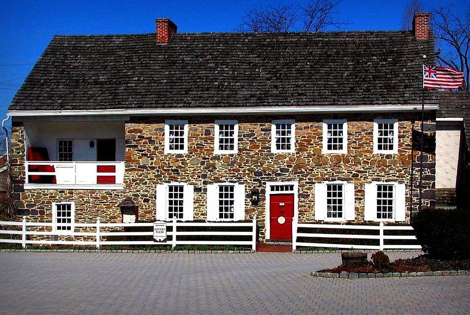 Dobbin House Civil War Hospital And Underground Railroad Stop Gettysburg Pa Civil War Gettysburg Underground Railroad