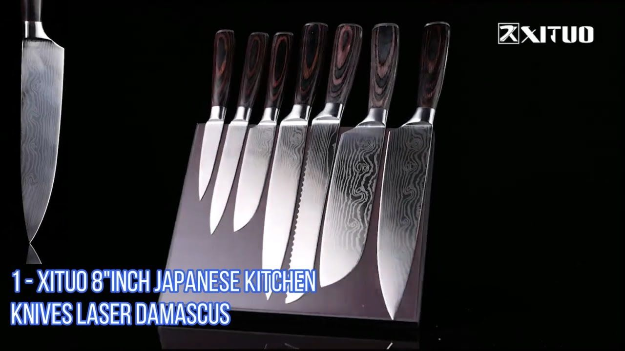 4 Xituo Chef S Nakiri Knife 67 Layers Best Chefs Knife Japanese Knife Japanese Kitchen Knives