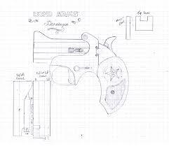 Image result for derringer schematic   guns   Pinterest   Guns ...