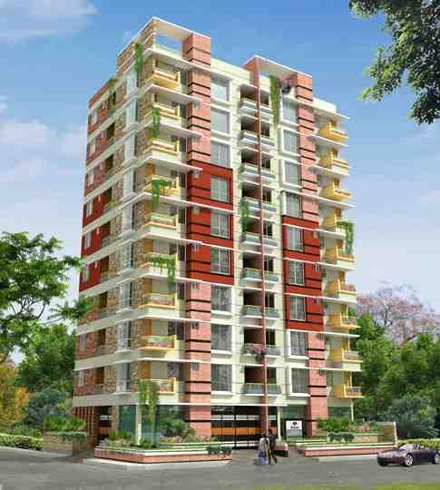 Quantum L S Palace At Indira Road 1408 Sft 3 Bed 4 Bath Apartments For