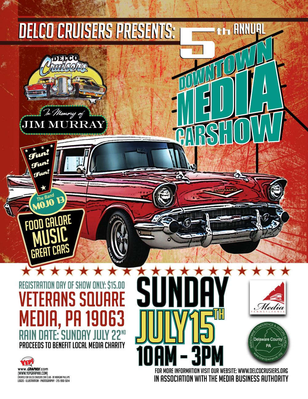 Local Car Show in Media PA this Summer | Hot Rod Car Shows ...