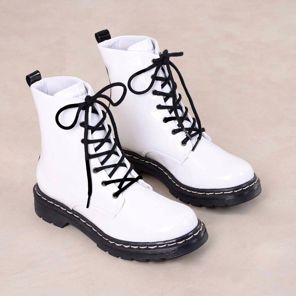 7068ef715 Bota Coturno Kaly Cravo E Canela | Mundial Calçados - MundialCalcados