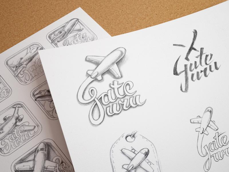 Line Art Media Design : Best logo shape images graph design graphic