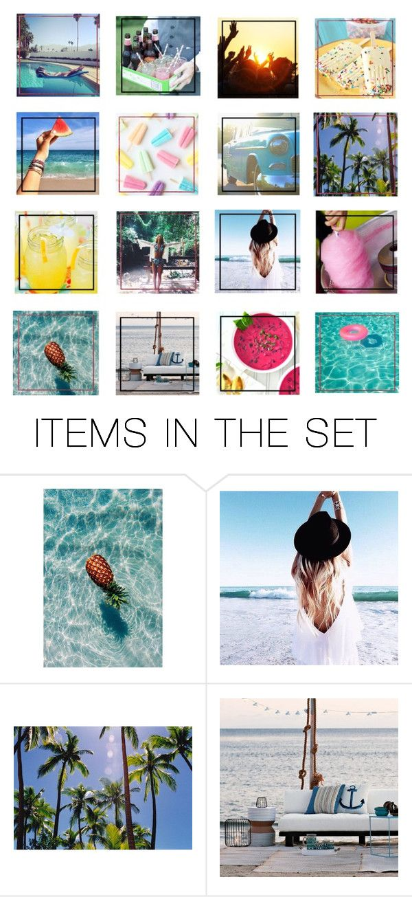 """Summer"" by parry901 ❤ liked on Polyvore featuring art"