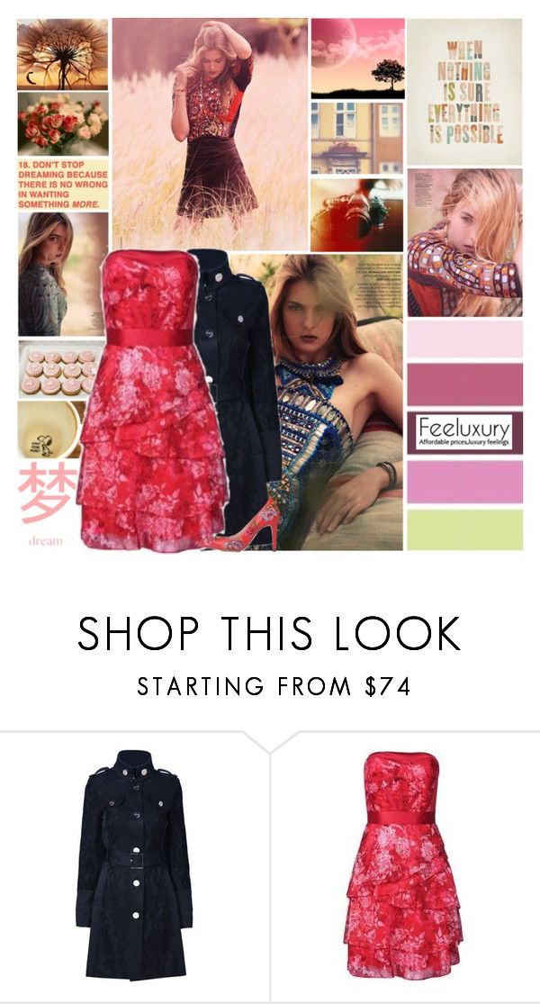 """""""When nothing is sure everything is possible."""" by leannesugarplum ❤ liked on Polyvore featuring Burton, L.K.Bennett, boho, feeluxury and prettyPhoto"""