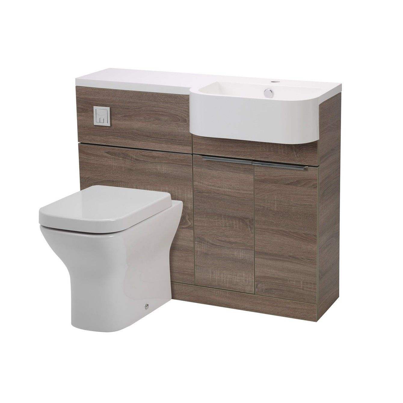 Toilet sink combination combination basin toilet units for Small bathroom vanity sink combo