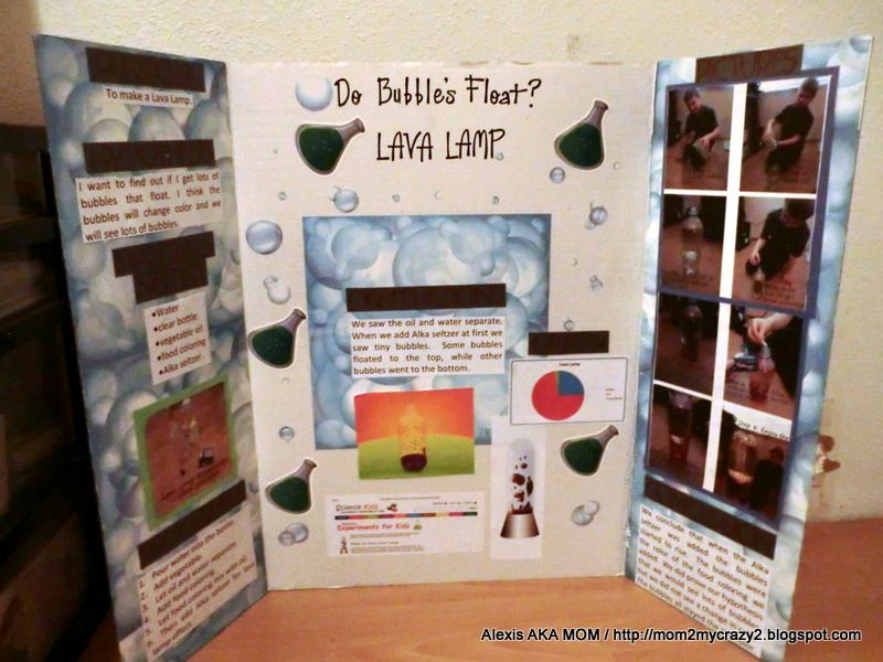 Best Of Lava Lamp Science Project Purpose