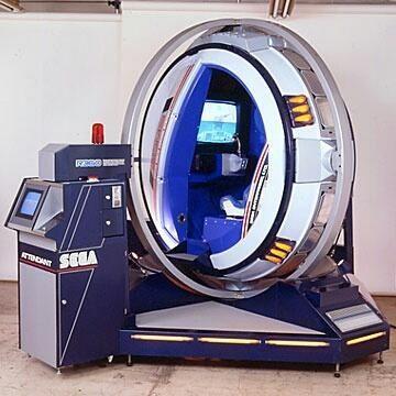 borne arcade r360