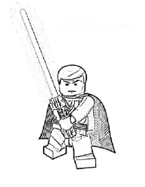 Lego Coloring Pages Star Wars To Print Coloriage Arbre De Noel En Bois Arbres De Noel