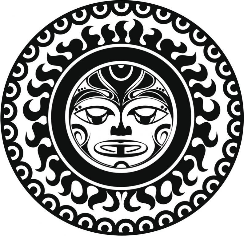 Dibujos Maories Para Tatuar Tattos Grosos Pinterest Tatuaje - Dibujos-maoris