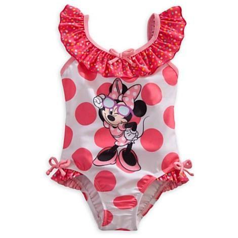 361a95f8d4b1 Trajes de baño minnie | vestidos | Traje de baño niña, Trajes de ...