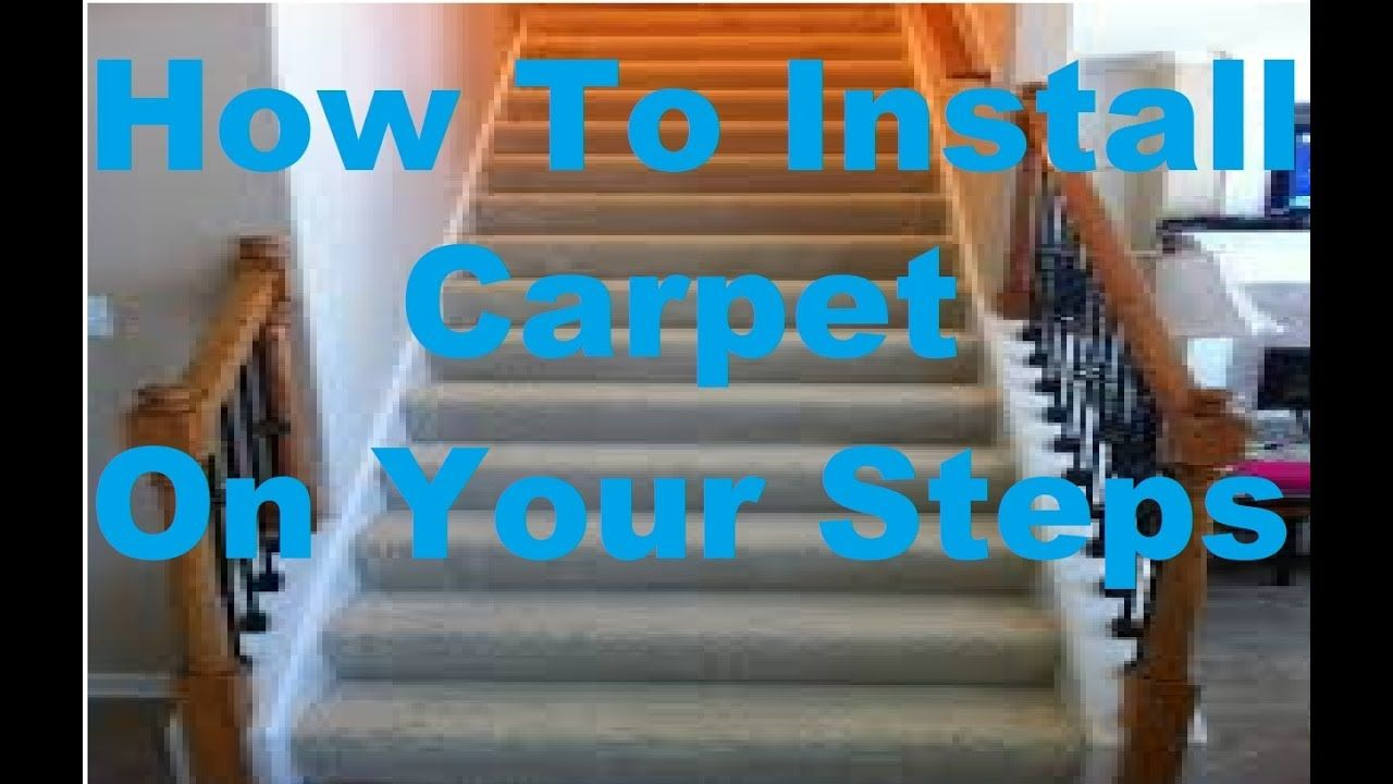 Best How To Install Carpet On Stairs New 2016 Carpet 400 x 300