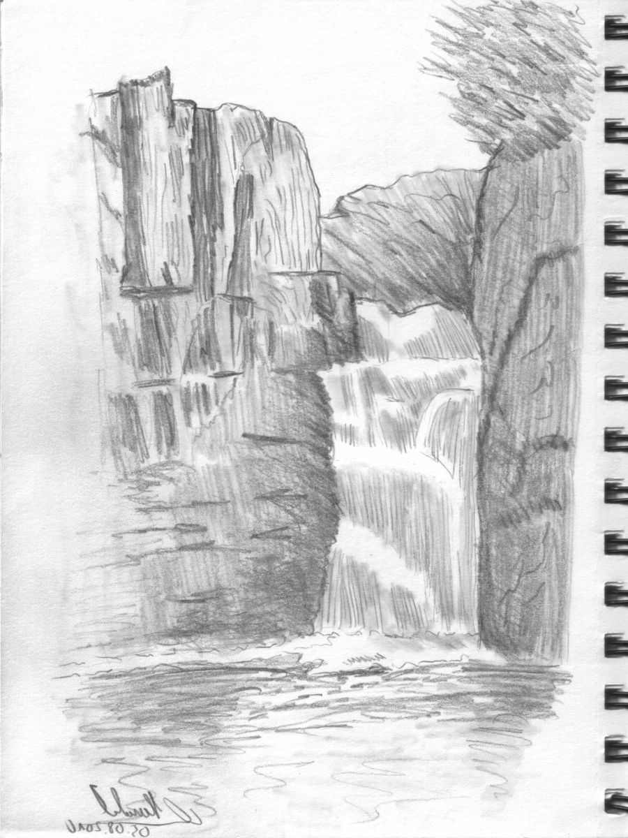 Beautiful sketches of nature beautiful sketches of nature