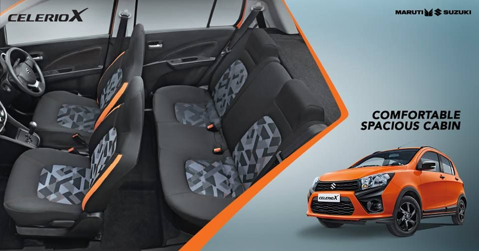 The Spacious Interiors Of Marutisuzuki Celeriox Make Your Journey Comfortable And Smooth Email Info Autovista In Call In 2020 Sports Car Brezza