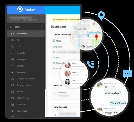 Offizielle Webseite Von Panspy Phone Tracker Die Zuverlassigste Kindersicherung App Fur Eltern