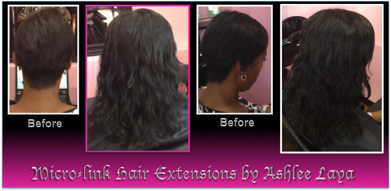 Hair Extensions in Overland Park  Microlink hair extensions, Hair
