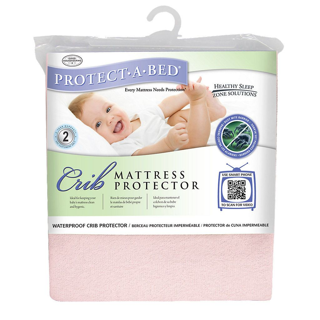 Protect A Bed Premium Crib Mattress Protector Little One 3