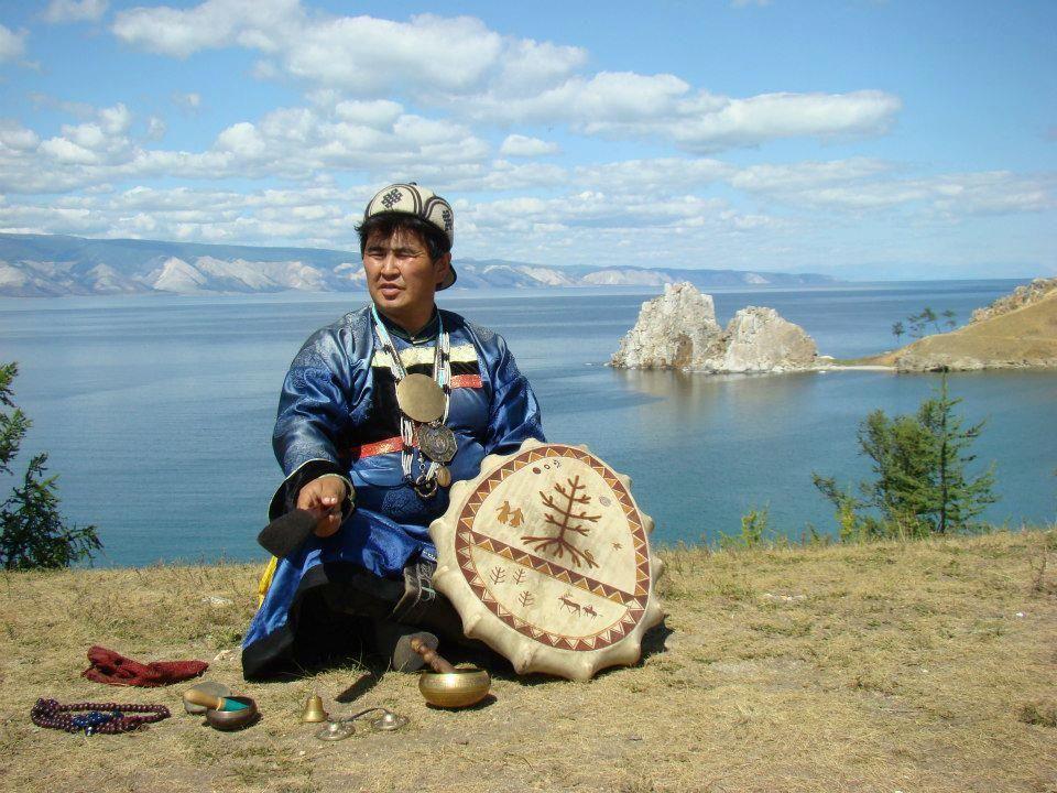 No Shamanic Ritual Starts Without The Invocation Of Father Sky Mother Earth And The Ancestors Lake Baikal Shaman Buryatia