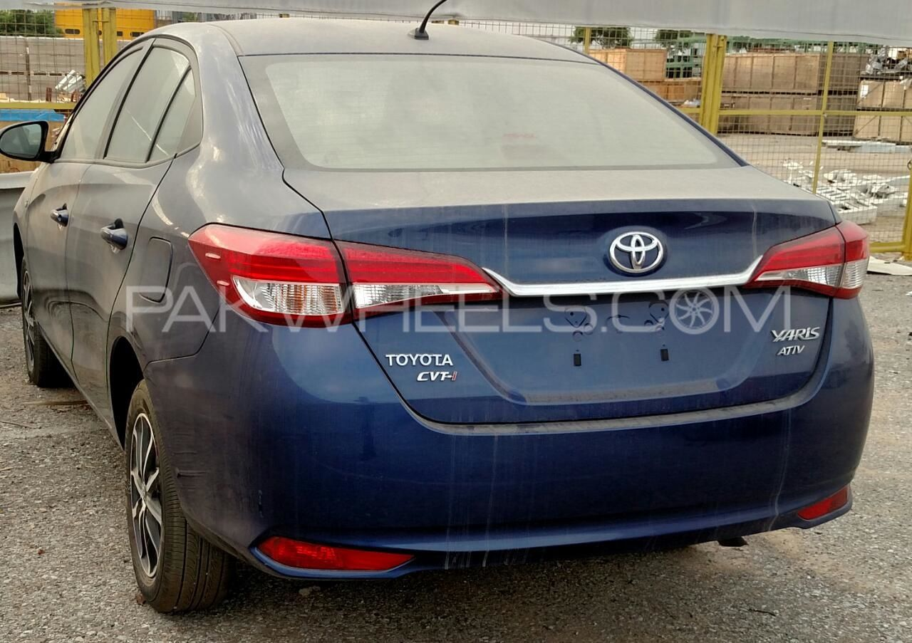 Toyota Yaris price and other details revealed! in 2020