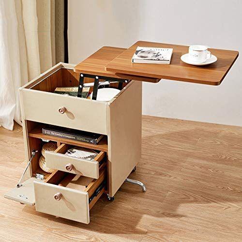Best Huo Coffee Table Modern Minimalist Mini Bedroom Leather 640 x 480