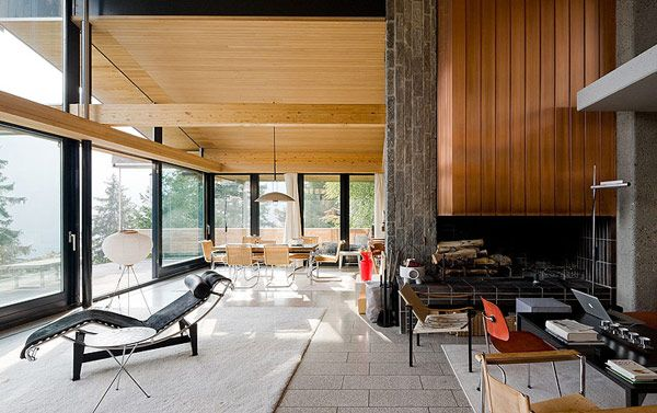 Richard Nuetra / Rentsch House by Richard Neutra captured by Iwan Baan */*  / */*. Find this Pin and more on Mid century modern ...