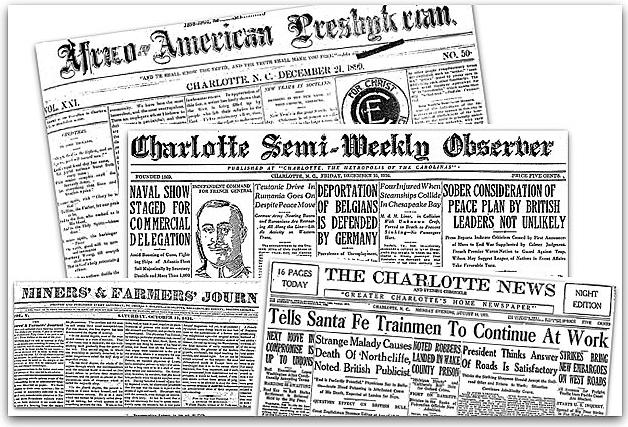 North carolina amateur newspaper — 7