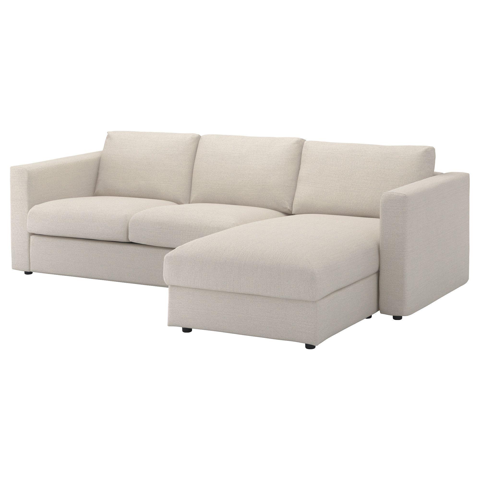 Vimle 3er Sofa Mit Recamiere Beige Jetzt Bestellen Unter Https Moebel Ladendirekt De Wohnzimmer Sofas 2 U Sofa Bed With Chaise Ikea Vimle Ikea Vimle Sofa