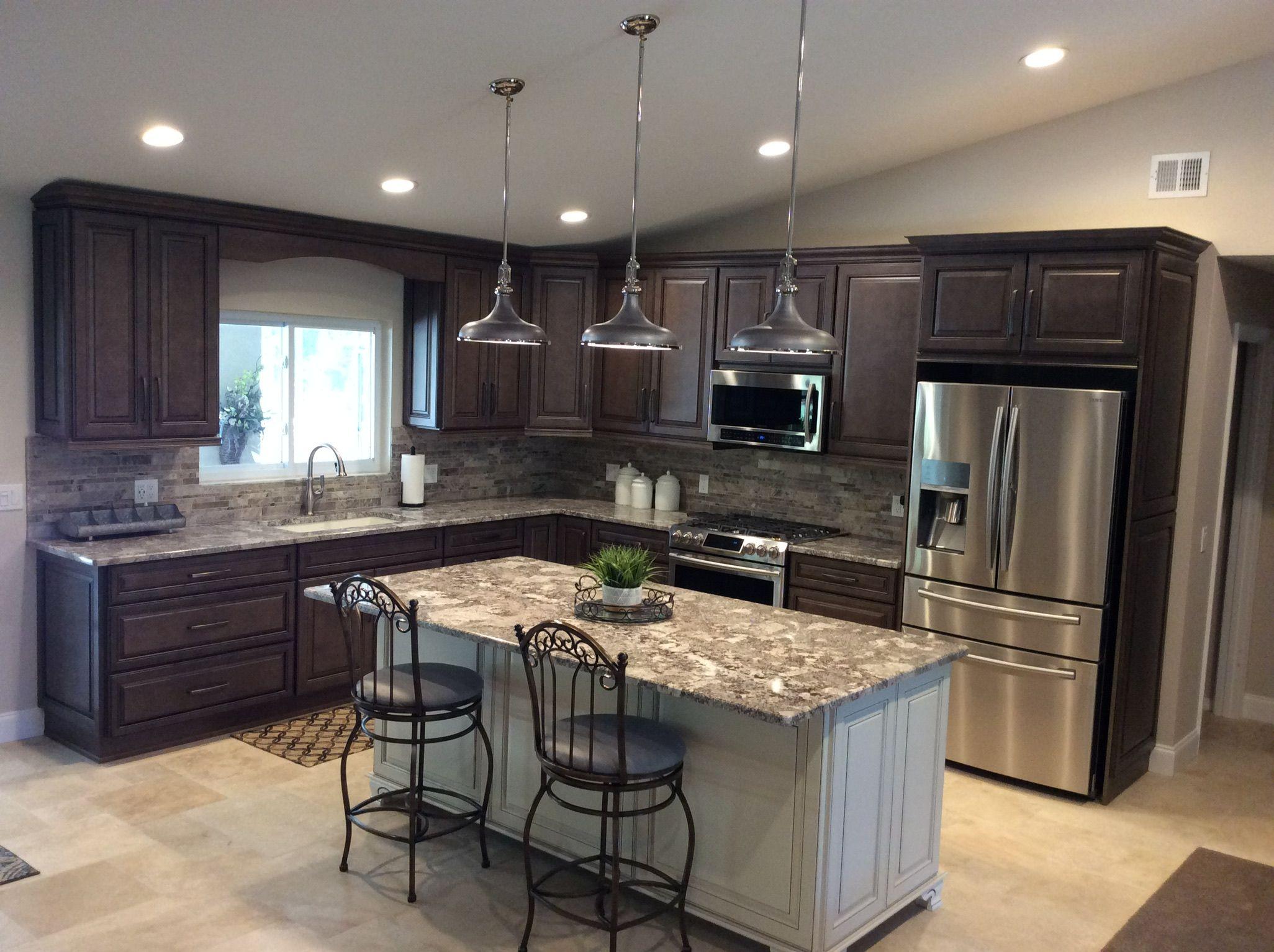 elk lighting rutherford polished nickel weathered zinc pendant lighting kitchen design elk on kitchen zinc id=82716