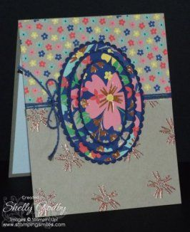 Stampin' Up! Affectionately Yours Card