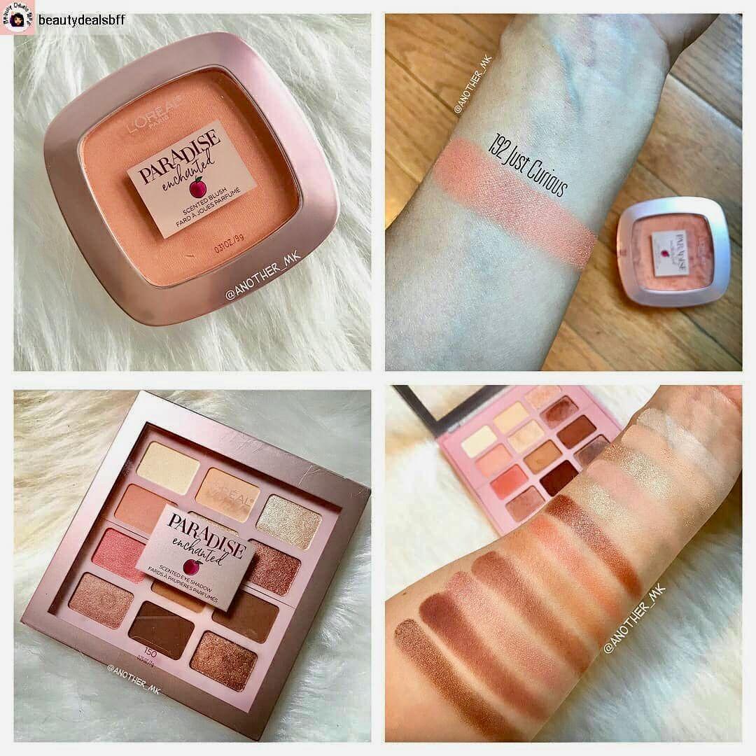 414ccb0b988 L'Oréal paradise enchanted scented | Loreal | Drugstore makeup ...