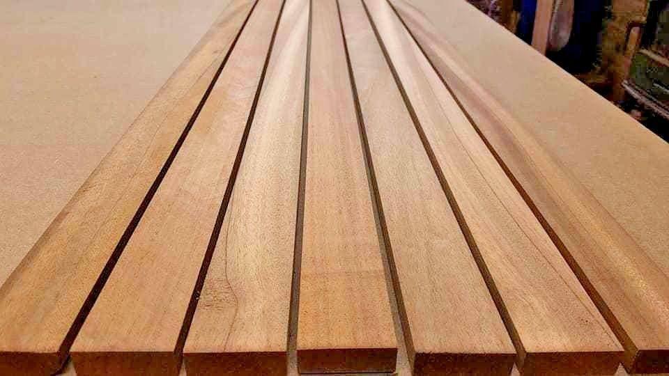 Awe Inspiring Details About Iroko Hardwood Timber Boat Deck Bench Slats Ibusinesslaw Wood Chair Design Ideas Ibusinesslaworg