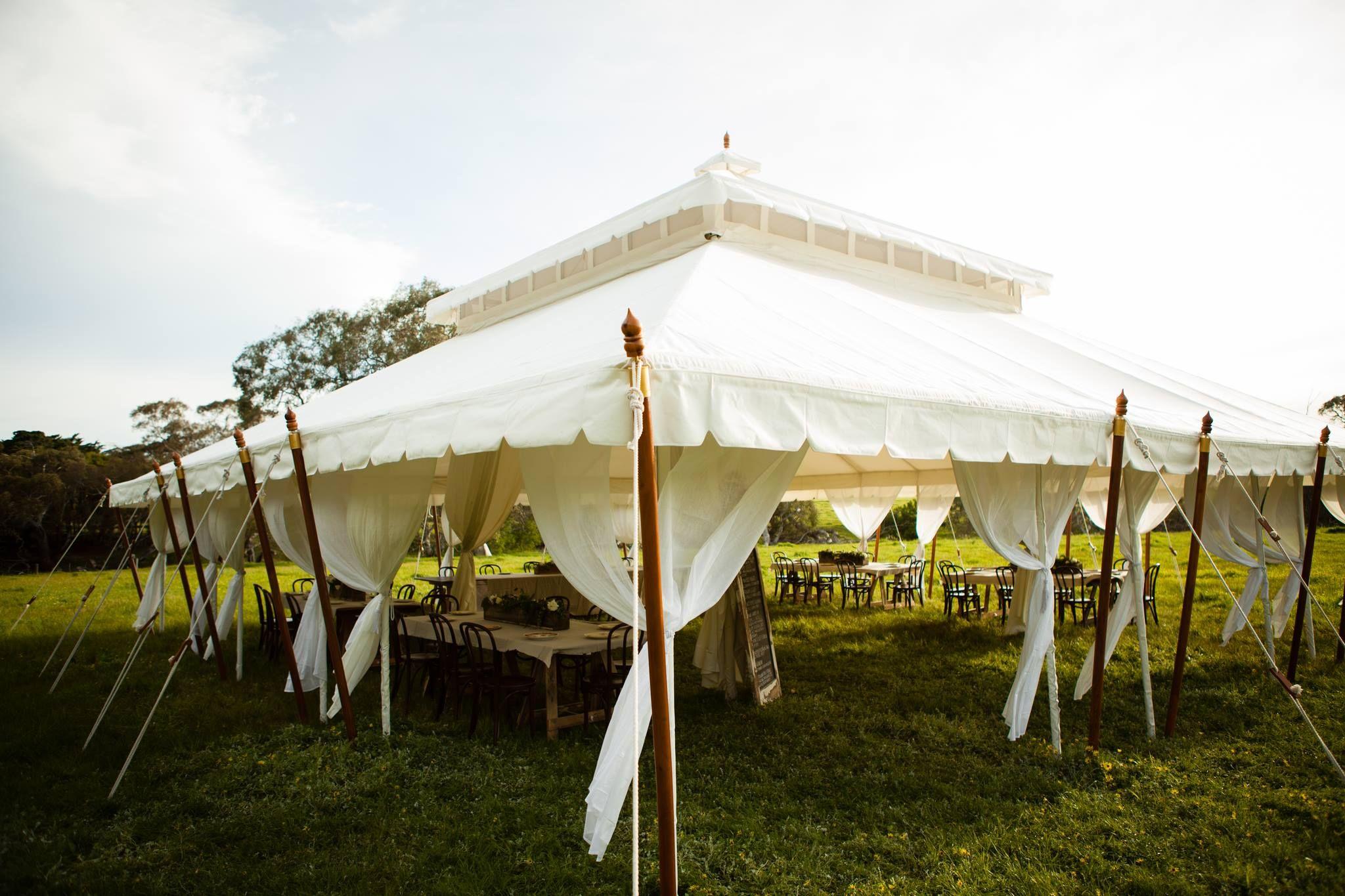 Wedding decor images  DECOR HIRE Tent Luxury Hire VIC Australia  View more on The LANE