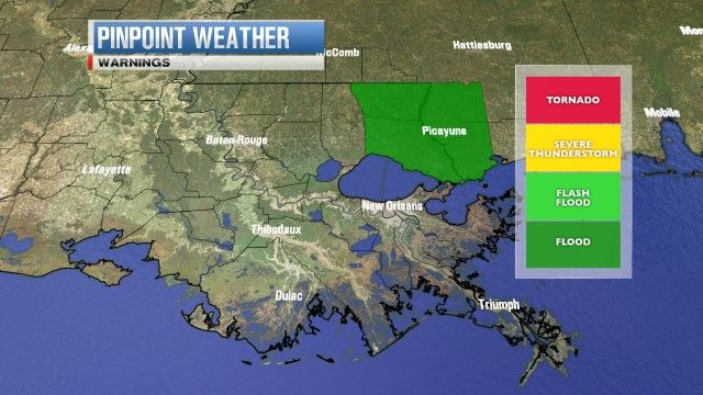 Weather Map For Louisiana.Forecast Or Weather Map For New Orleans Louisiana Wwltv Com New